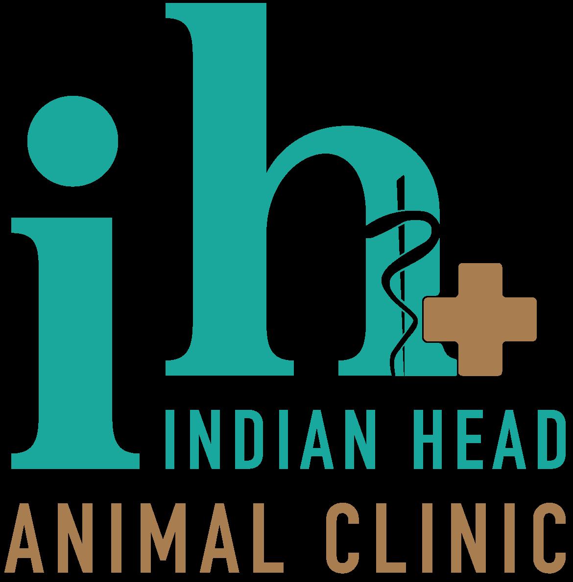 Indian Head Animal Clinic Logo